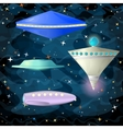 05 planets vector image vector image
