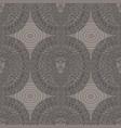 buddha seamless pattern mandala background vector image