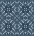 cog wheel or gear concept seamless pattern vector image vector image