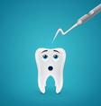 tooth afraid dental probe