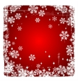 Decorative Merry Christmas background with vector image