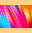 bright abstract background with colorful swirl vector image