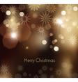 christmas vs vector image vector image