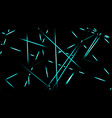 abstract background light lines color combinations vector image vector image