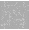 Puzzle - Background vector image