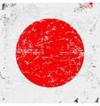 Grunge red stamp vector image