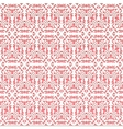 lace pink seamless pattern vector image vector image
