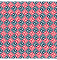 cheerful seamless pattern vector image