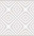 white and gray geometric checkered pattern vector image vector image