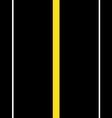 street road vector image