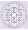 Beautiful Deco Mandala vector image vector image