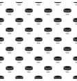 washer hockey pattern seamless vector image vector image