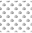 eskimo igloo pattern seamless vector image