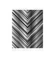 abstract technology metallic arrows vector image vector image