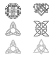 Celtic Endless Knot vector image
