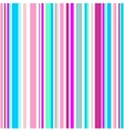 Abstract art rainbow curved lines colorful vector image