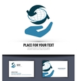 business logo design template world or vector image vector image