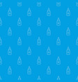 eye drops pattern seamless blue vector image