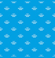 ironing service pattern seamless blue vector image vector image
