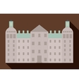 palace berlin architecture building Germany vector image