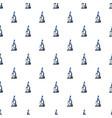 microscope pattern seamless vector image
