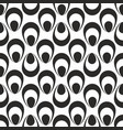 seamless water drops pattern vector image