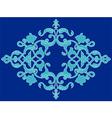 Antique ottoman turkish pattern design twenty vector image vector image