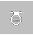 Best quality computer symbol vector image