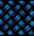 cars blue tire tracks background vector image