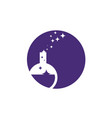 chemistry-logo vector image