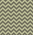 Green geometric chevron zigzag seamless vector image vector image