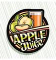 logo for apple juice