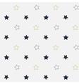 Stars pattern vector image vector image