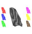 manchester parish parishes jamaica middlesex vector image vector image