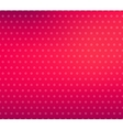 Pink Blurred Background With Halftone Effect vector image vector image