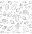 autumn 19-01 vector image vector image
