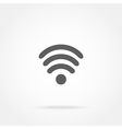 cons Wi fi vector image vector image