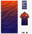 orange gradeint abstract background fabric pattern vector image