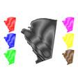 saint james parish parishes jamaica cornwall vector image vector image