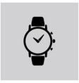 smart watch vector image vector image