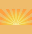 sun burst background sun rays background retro vector image