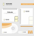 fridge logo calendar template cd cover diary and vector image