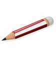 A pencil vector image