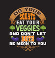 vegan quote and saying good for design collections vector image