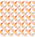 seamless abstract graphical diagonal pattern vector image vector image