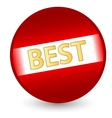 best red label vector image