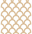 japanese wavy floral seamless repeating vector image