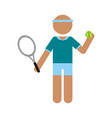 person like sport vector image