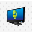 computer technology design vector image vector image