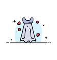 dress women wedding dress wedding business logo vector image